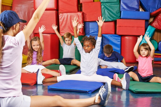 – Lærarane skal løne dei som er flinke i kroppsøving, ikkje dei som presterer godt i idrett, meiner Irina Burchard Erdvik.
