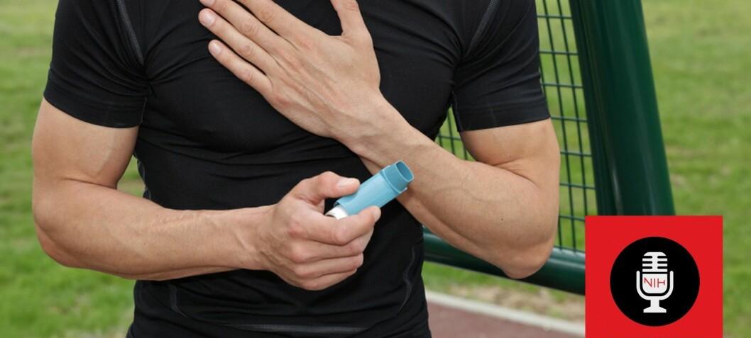 Bør og kan friske idrettsutøvere ta astmamedisin?