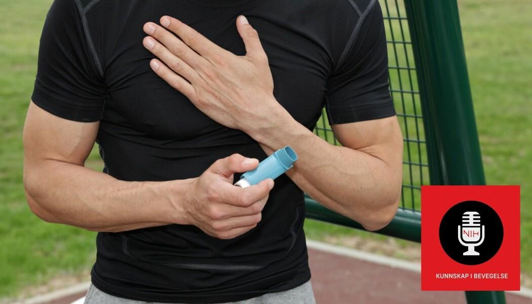 Julie Stang og Trine Stensrud har god oversikt over fagfeltet astmamedisin og idrettsprestasjoner. I denne episoden knuser de myter om bruk av astmamedisin.