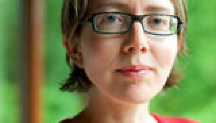 """""""- Mennesker som inngår blandingsekteskap krysser grenser, sier Ragnhild Johnsrud Zorgati"""""""