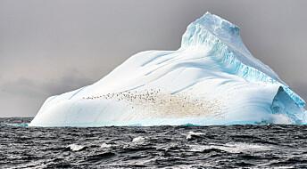Nedkjøling av hav og isvekst i Antarktis har trolig skjedd samtidig