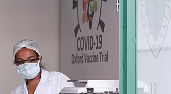 Oxford-vaksinen mot covid-19 er i siste fase av uttestingen. Men hva er den egentlig laget av?