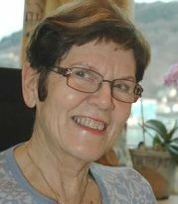 Esther Hjälmhult. (Foto: Ingrid Hope, HiB)