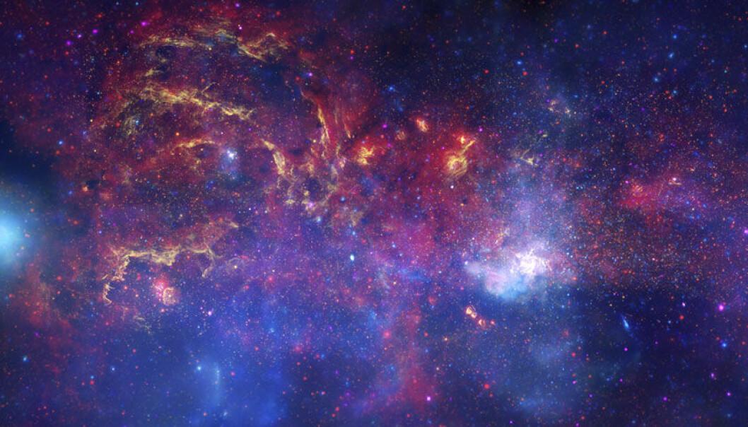 Hva om universet ikke utvider seg?