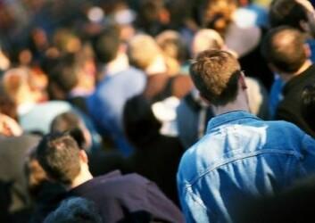 Å være åpen om sin seksuelle orientering er ikke et enten-eller-spørsmål. (Illustrasjonsfoto: www.colourbox.no)
