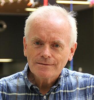 Forskningssjef Eirik Abildsnes leder første fase av prosjektet Godt begynt. Målet er at prosjektets arbeidsmetodikk skal innføres over hele landet.