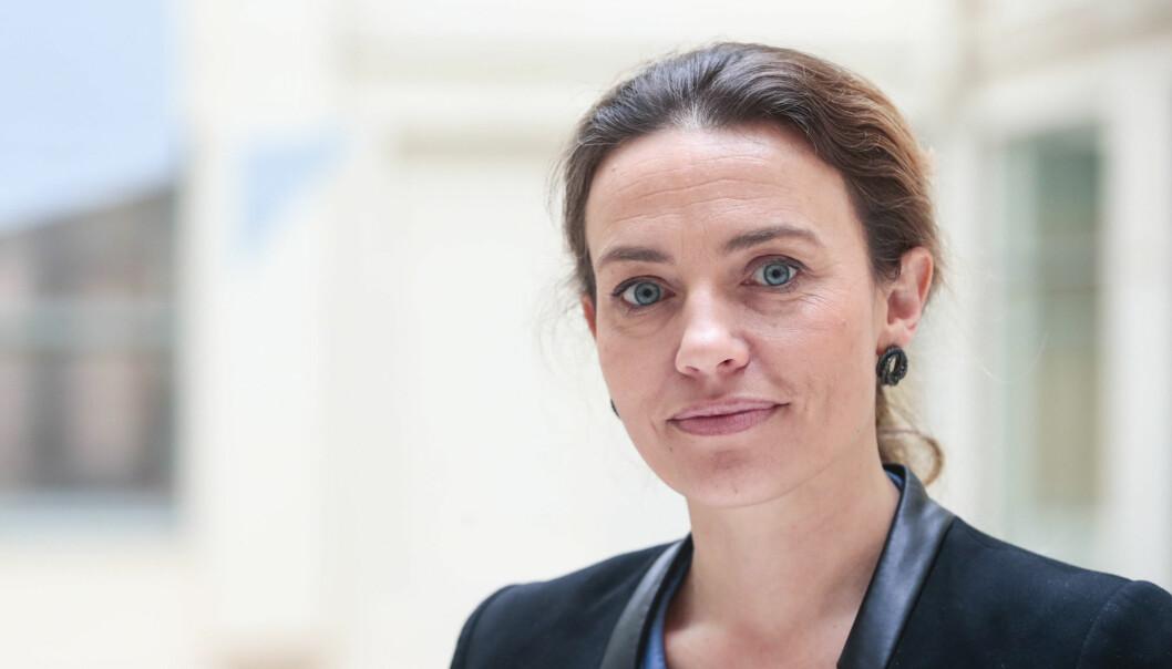 Generalsekretær Ingrid Stenstadvold Ross i Kreftforeningen mener det er svært alvorlig at mange kvinner har utsatt å ta livmorhalsprøve på grunn av koronapandemien.