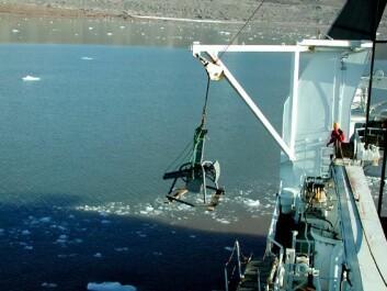 """""""Arktis er den havregionen i verden som er minst utforsket"""""""