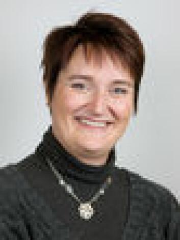 Ann Helen Hellevik. (Foto: Møreforskning Marin)