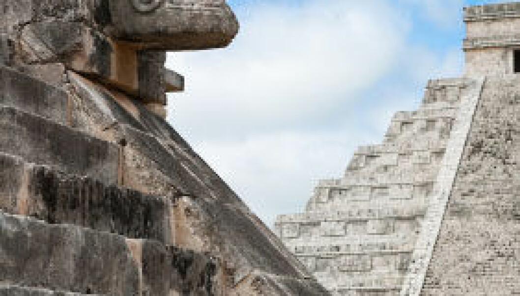 Maya-ruiner iStockphoto