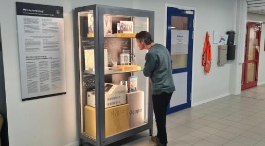 Åpner medisinskhistorisk utstilling i Bergen