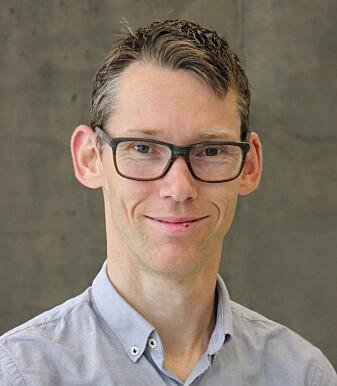 Forsker Amund Riiser ved Høgskulen på Vestlandet.