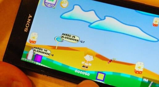 Apper og spill inntar helsesektoren