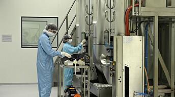 Covid-19-vaksine: − Den største utfordringen er å produsere nok doser til riktig tid