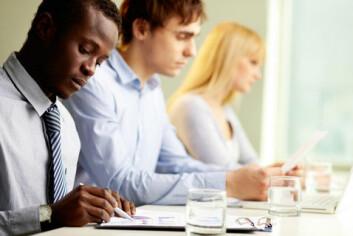 Det er ikke klasse som avgjør om innvandrere lykkes med utdanningen sin. (Foto: Colourbox)