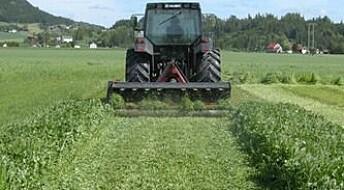 Må bønder være født med traktorgen?