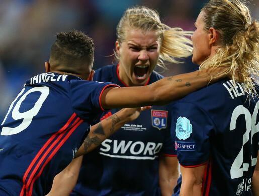 Kan norske fotballjenter bli de beste i Europa?