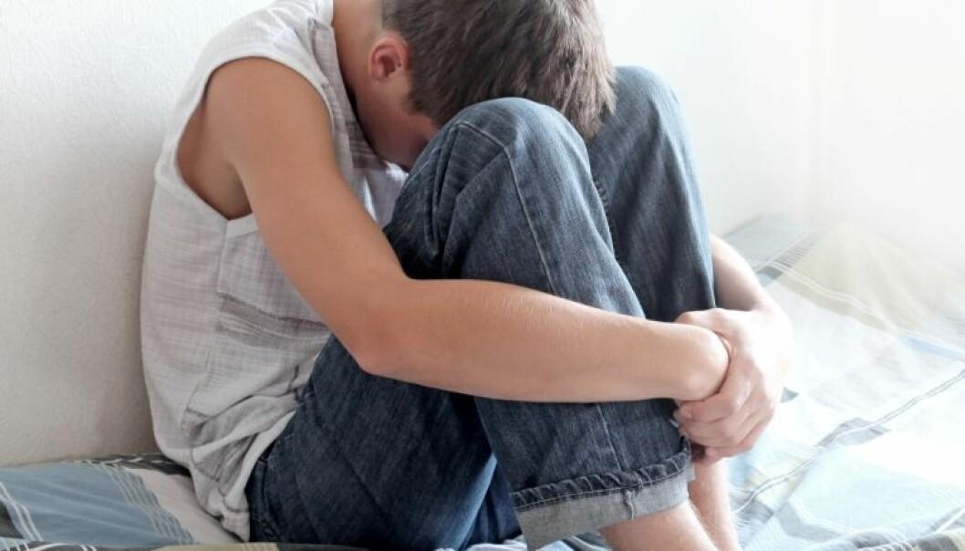 Ungdom som trenger hjelp, får den ikke. En norsk ekspert mener BUPs implisitte makt over barnevernet kan være noe av grunnen. (Illustrasjonsfoto: Colourbox)
