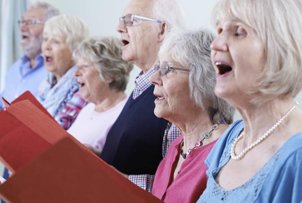 Hvor farlig er det egentlig å synge?