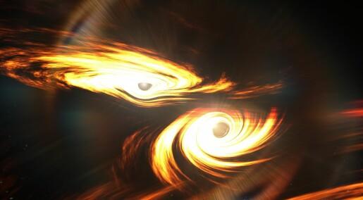 Gravitasjonsbølger kan ha avslørt en ny klasse av sorte hull