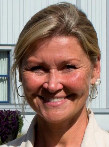 Kristin Evenstad Gangås. (Foto: Frode Skår)