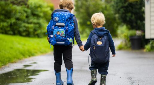 Norge gir barn best oppvekst i verden –men svikter på flere punkter