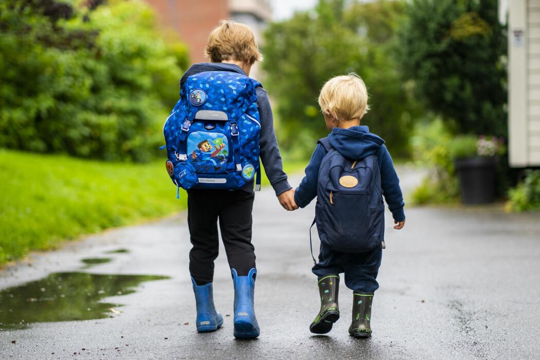 Norge er best i klassen når det gjelder rammevilkår for barns oppvekst. Likevel scorer Norge midt på treet når det gjelder mental velvære hos barn.