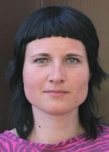 Mariann Stærkebye Leirvik ved Universitetet i Oslo. (Foto: UiO)