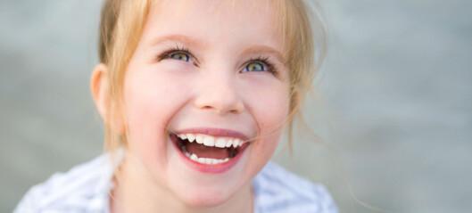 Smil – og verden smiler faktisk tilbake til deg