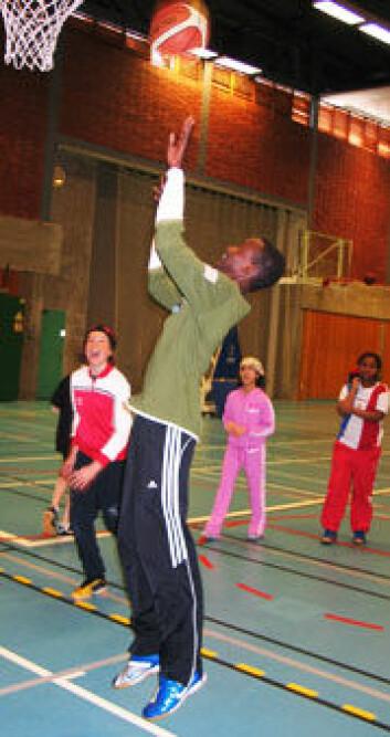 1573 elever i videregående skole er med i Leirhaugs studie. (Foto: Karen Christensen)
