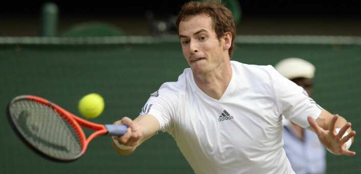Andy Murray er årets Wimbledon vinner. (Foto: Colourbox.com)