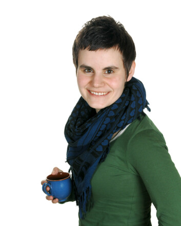 Forsker Stine Helena Bang Svendsen, Institutt for tverrfaglige kulturstudier, NTNU. Foto: NTNU. (Foto: NTNU)