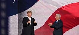 Trumper hjertet hjernen i USAs valgkamp