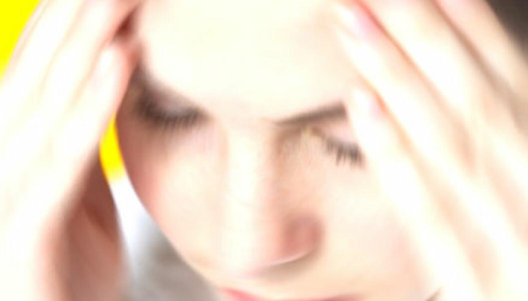 Brusglade har oftere psykiske plager