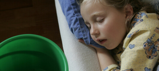 Diaré og oppkast kan være viktige symptomer på korona hos barn