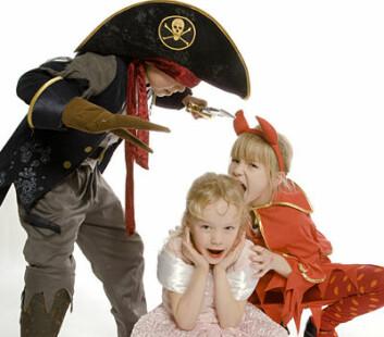 - Å la barna velge de best fra begge verdener gir dem trygghet og frihet til å velge på både kort og lang sikt. (Illustrasjonsfoto: www.colourbox.no)