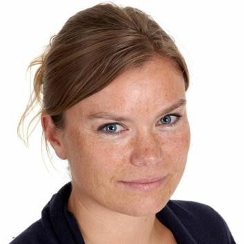 Ingvild Almås. (Foto: Helge Skodvin)
