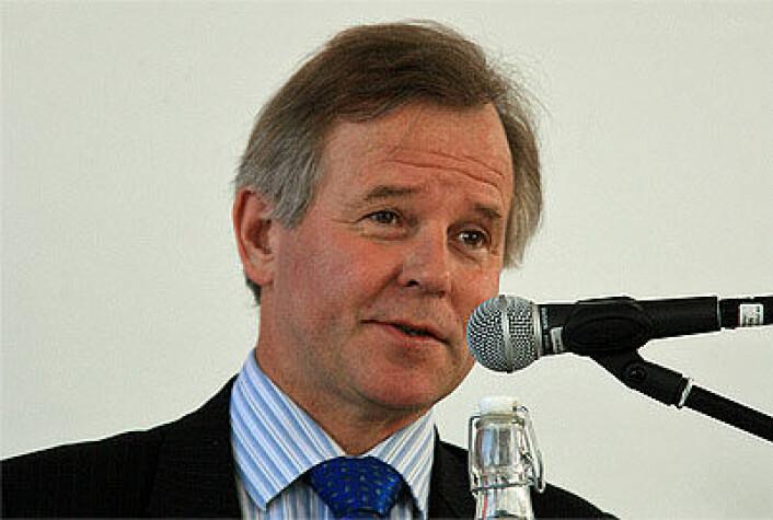 Ole Petter Ottersen. (Foto: Wikimedia Commons)