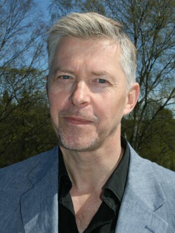 Gunnar Deinboll Jenssen, forsker ved SINTEF. (Foto: Elin Fugelsnes)