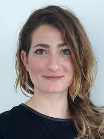 Researcher Marina Vietri.