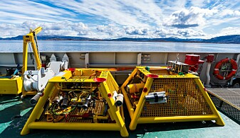 Continuous real-time data from the ocean from new Norwegian observatory