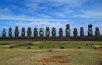 The growth and decline in Easter Island's population is a lesson for our future
