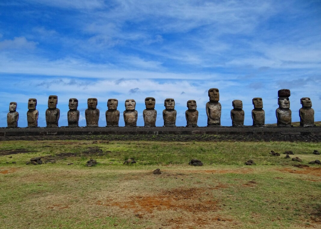 The researchers studied the history of Rapa Nui because they were trying to understand what is happening with the planet today.