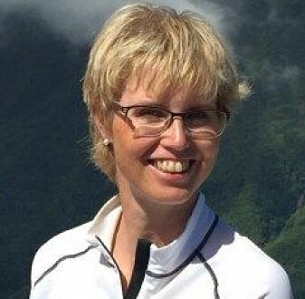 Professor Cecilia Futsæther.