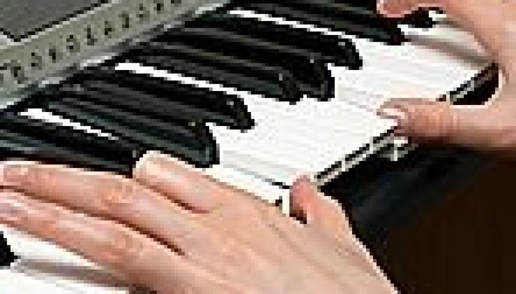 Musikk hjelper schizofrene