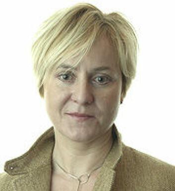 Helga Aune er postdoktor ved Institutt for offentlig rett ved Det juridiske fakultet, Universitetet i Oslo. (Foto: UiO)