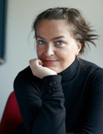 Ane Ohrvik. (Foto: Annica Thomsson)
