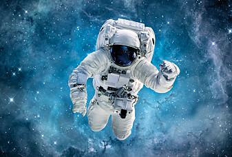 Reisen til Mars kan ødelegge synet til astronautene