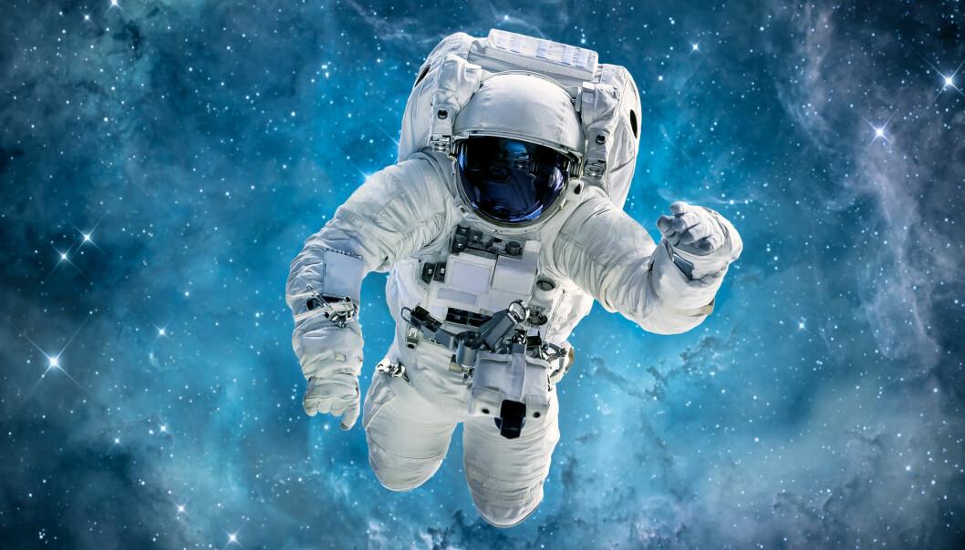 I vektløs tilstand forandres balansen mellom hjernen og øyet. Det kan ødelegge synet til dem som har lyst til å reise til Mars.