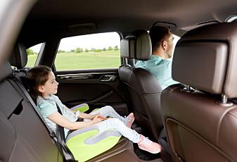 Barn som blir kjørt til skolen, er mindre opplagte og i dårligere humør
